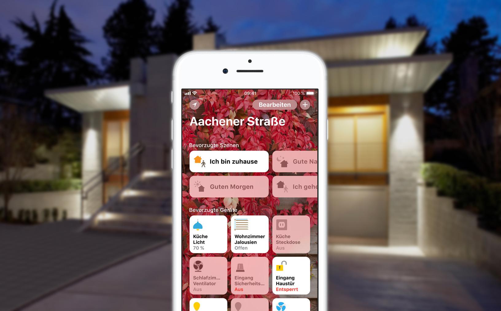 Smart Home mit HomeKit und Homebridge